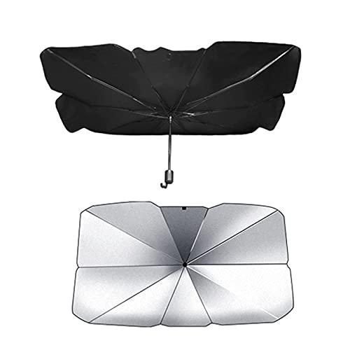 JzyhNzd Für Subaru Forester, Dicker Auto-Sonnenschirm Auto-Fenster-Sonnenschutz Frontscheibe Sonnenschirm Sonnenschutz