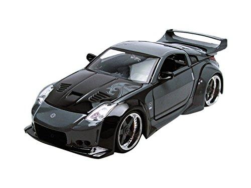 Jada Toys–97172–Nissan–350Z–Fast and Furious–Maßstab 1/24