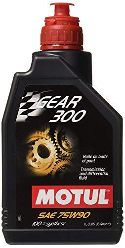 Motul 105777/100118 Motoröl Gear 300 75W90 1 Liter