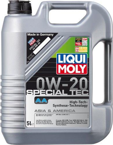 LIQUI MOLY 9734 Special Tec AA 0W-20 5 l